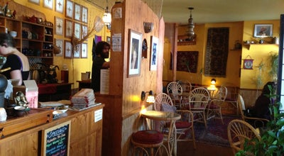 Photo of Tea Room Dobra Tea at 80 Church St, Burlington, VT 05401, United States