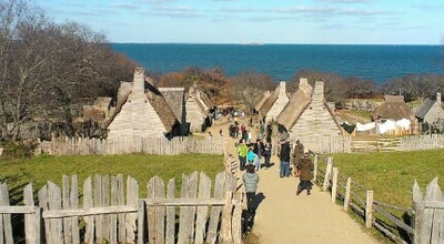 Photo of History Museum Plimoth Plantation at 137 Warren Ave, Plymouth, MA 02360, United States