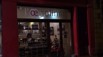Photo of Wine Bar L'Œnolimit at 2 Rue Des Ayres, Bordeaux 33000, France