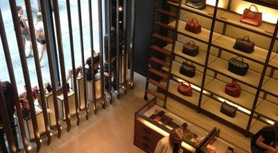 Photo of Accessories Store Bottega Veneta at 697 5th Ave, New York, NY 10022, United States
