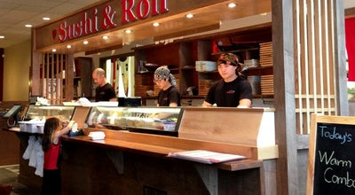 Photo of Sushi Restaurant Sushi & Roll at 103 10241 King George Blvd, Surrey, BC, Canada