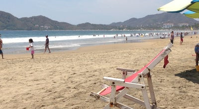 Photo of Beach Playa Miramar at Blvd. Miguel De La Madrid, Manzanillo, Mexico
