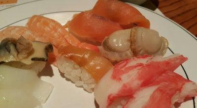 Photo of Sushi Restaurant 바르미 스시뷔페 at 일산서구 한류월드로 300, 고양시 411-410, South Korea