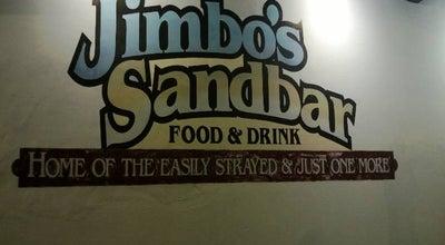 Photo of Seafood Restaurant Jimbo's Sandbar at 6200 N. Ocean Drive, Hollywood Beach, FL 33004, United States