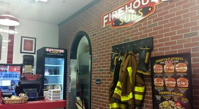 Photo of Sandwich Place Firehouse Subs Pembroke Pines at 15711 Pines Blvd, Pembroke Pines, FL 33027, United States