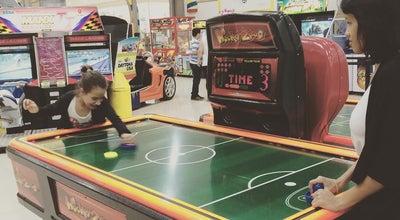 Photo of Arcade Planet Park at Via Verde Shopping, Lj. 52, Rio Branco 69.912-900, Brazil