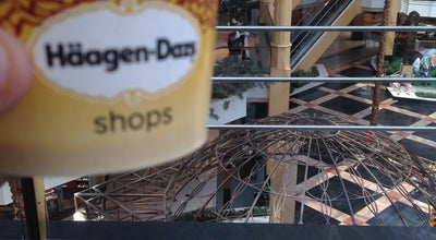 Photo of Ice Cream Shop Haagen-Dazs Somerset at Corner Of Food Court, Troy, MI, United States