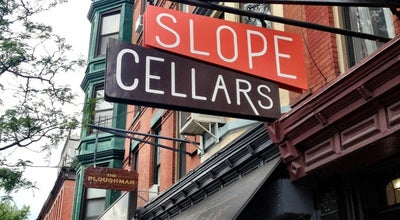 Photo of Wine Shop Slope Cellars at 436 7th Ave, Brooklyn, NY 11215, United States
