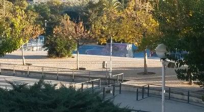 Photo of Skate Park Skate Park at Antigo Cauce Del Río Turia, Valencia 46006, Spain
