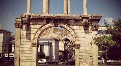 Photo of Monument / Landmark Πύλη του Αδριανού (Hadrian's Arch) at Λεωφ. Βασιλίσσης Αμαλίας, Αθήνα 105 58, Greece