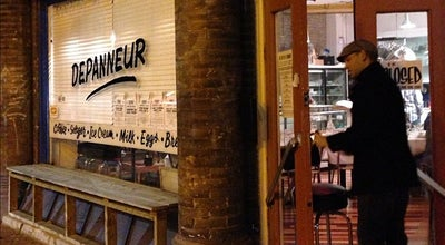 Photo of Restaurant The Depanneur at 1033a College St, Toronto M6H 1A8, Canada