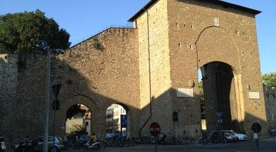 Photo of Plaza Porta Romana at Piazzale Di Porta Romana, Firenze 50125, Italy
