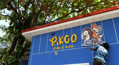Photo of Cafe PiKGO Cafe' at 66/2 Phuket Rd, Mueang Phuket 83000, Thailand