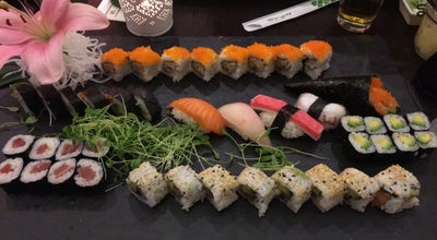Photo of Sushi Restaurant QQ Sushi Lounge at Lohtorstraße 7, Heilbronn, Germany