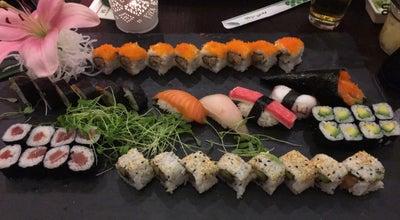 Photo of Sushi Restaurant QQ Sushi Lounge at Lohtorstraße 7, Heilbronn, Germany