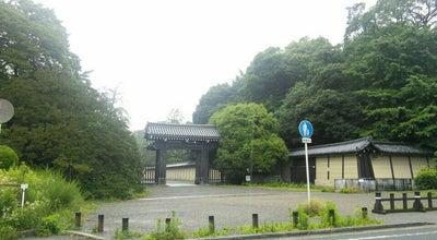 Photo of Park 京都御苑 寺町御門 at 上京区京都御苑, 京都市, Japan