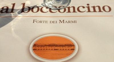 Photo of Italian Restaurant Al Bocconcino at Piazza Giuseppe Garibaldi, 6, Forte dei Marmi 55042, Italy