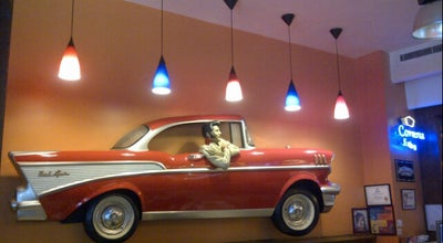 Photo of Diner Roadster Diner at Charles Malek Avenue, Beirut, Lebanon