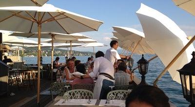 Photo of Seafood Restaurant Fischstube at Bellerivestrasse 160, Zürich 8008, Switzerland