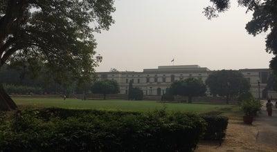 Photo of History Museum Nehru Memorial Museum And Library | नेहरू स्मारक संग्रहालय एवं पुस्तकालय at Teen Murti Road, New Delhi, India