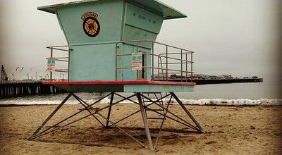 Photo of Beach Cowell Beach at Cowell's Beach, Santa Cruz, CA 95060, United States