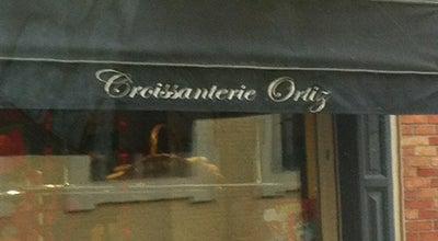 Photo of Bakery Ortiz Croissanterie at Ezelstraat 74, Brugge 8000, Belgium