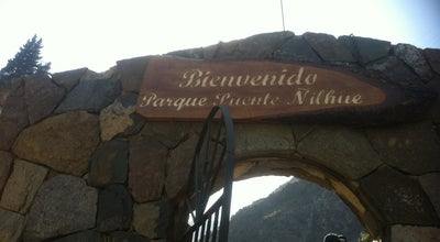 Photo of Trail Cerro Provincia at Lo Barnechea, Chile