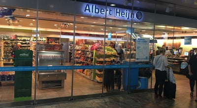 Photo of Convenience Store Albert Heijn to go at Stationsplein 16, Rotterdam 3013 AJ, Netherlands