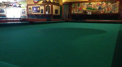 Photo of Pool Hall Finnagan's at 13560 Fort Rd., Edmonton, AB T5A 1C5, Canada