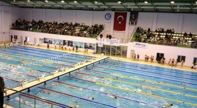 Photo of Pool Türkiye Yüzme Federasyonu Olimpik Yüzme Havuzu at Tozkoparan Mah. Cevat Açıkalın Cad. Güngören, Istanbul, Turkey