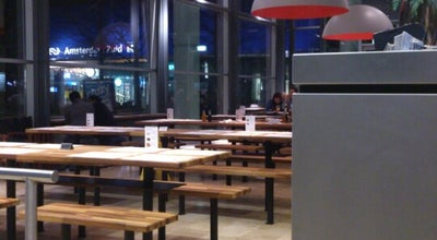 Photo of Ramen / Noodle House Wagamama at Zuidplein 12, Amsterdam 1077 XV, Netherlands