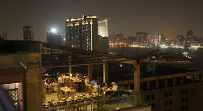 Photo of Roof Deck Loft 21 at Cairo Capital Club - 9 Rostom St, Garden City, Cairo, Muḩāfaz̧at al Qāhirah, Egypt