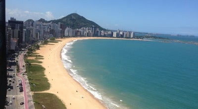 Photo of Beach Praia da Costa at Av. Antonio Gil Veloso, Vila Velha 29101-011, Brazil