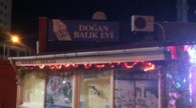 Photo of Fish and Chips Shop doğan raki balık evi at Turkey