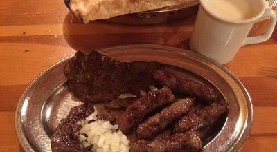 Photo of Eastern European Restaurant Ćevabdžinica Zmaj at Sarajevo, Bosnia and Herzegovina