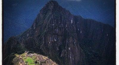 Photo of City Machu Picchu at Machu Picchu, Peru