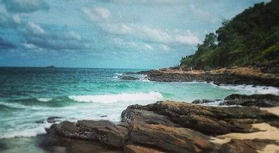Photo of Beach อ่าวนวล (Ao Nuan) at Rayong, Thailand