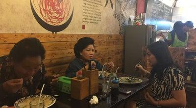 Photo of Asian Restaurant Kwetiau dan Baso Sapi Asli 28 at Ratnasasih, Kotabaru Parahyangan, Bandung, Indonesia