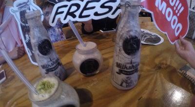Photo of Cafe Momo Milk Barn at Jalan Kantor Pos No. 6, Bogor, Indonesia