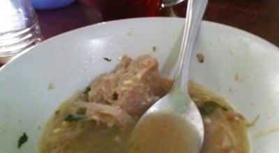 Photo of Sushi Restaurant Mie Ayam Jamur at Depan Polres Majalengka, Majalengka, Indonesia