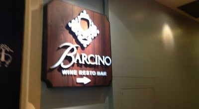 Photo of Wine Bar Barcino at R1 Level, Power Plant Mall, Makati City, Philippines