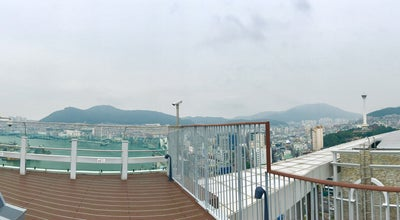 Photo of Scenic Lookout Lotte Town Sky Park at South Korea