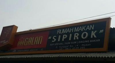 """Photo of Soup Place """"SOP SIPIROK"""" Medan at Jalan Sunggal No. 30, Medan, Indonesia"""