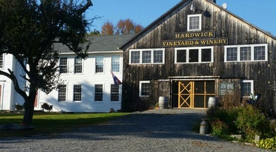 Photo of Winery Hardwick Vineyards And Winery at 3305 Greenwich Rd, Hardwick, MA 01082, United States