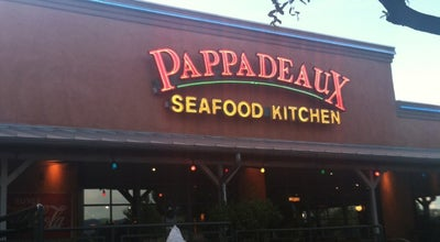 Photo of Seafood Restaurant Pappadeaux Seafood Kitchen at 5011 Pan American West Fwy Ne, Albuquerque, NM 87109, United States