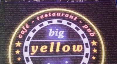 Photo of Cafe Big Yellow Taxi Benzin at Beyaz Dünya Avm, Muratpaşa, Turkey