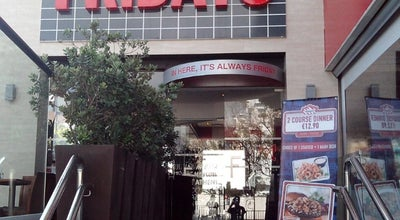 Photo of American Restaurant TGI Friday's at Limassol, Cyprus