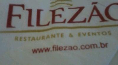 Photo of Brazilian Restaurant Restaurante Filezão at Avenida Parigot De Souza, 1100, Toledo, Brazil