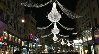 Photo of Pedestrian Plaza Graben at Graben, Wien 1010, Austria