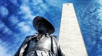 Photo of Monument / Landmark Bunker Hill Monument at 31 Monument Sq, Boston, MA 02129, United States